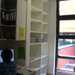 individuelle Schranklösung Büro