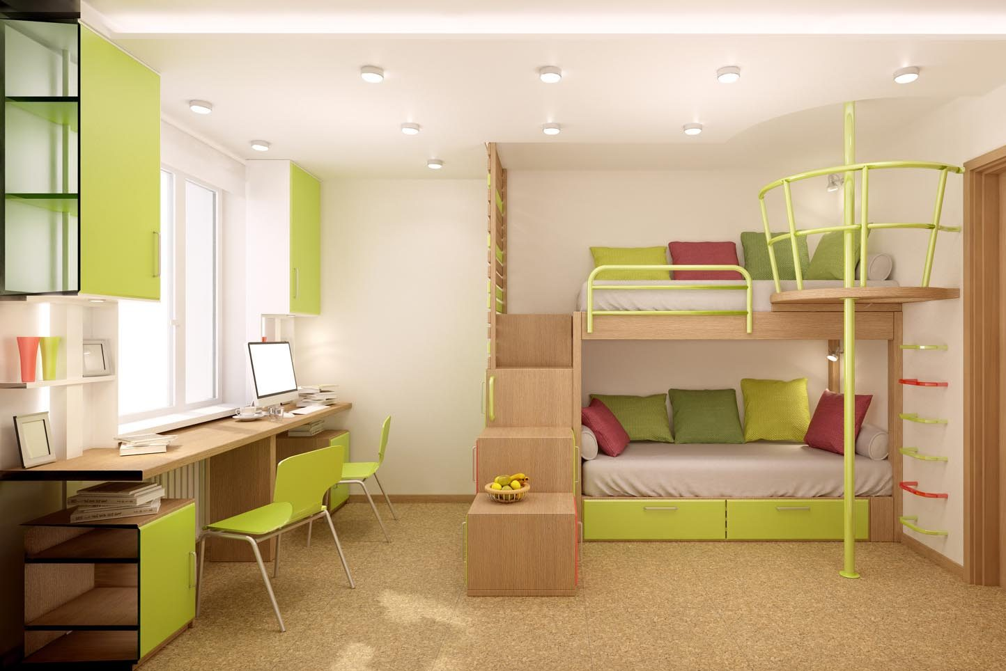 Kinderzimmer Jugendzimmer Schreinerei Reimann